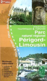 Itinéraires touristiques et culturels dans le parc naturel régional Périgord-Limousin