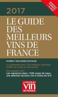 Le guide des meilleurs vins de France : 2017