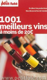 1.001 meilleurs vins à moins de 20 euros