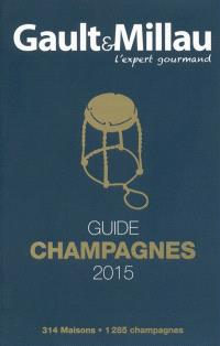 Gault & Millau : guide champagnes 2015