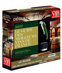 Le coffret dégustation du vin