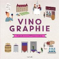Vinographie : comprendre le vin en 100 dessins et schémas