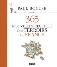 365 nouvelles recettes des terroirs de France. Volume 3