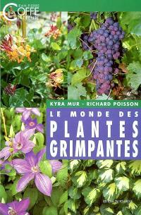 Le monde des plantes grimpantes