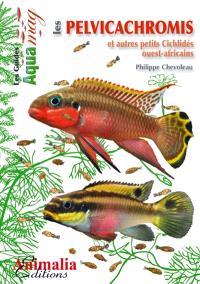 Les pelvicachromis : et autres petits cichlidés ouest-africains : pelvicachromis, anomalochromis, chromidotilapia, congochromis, enigmatochromis & nanochromis