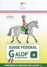 Guide fédéral galop 4