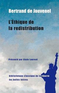 L'éthique de la redistribution