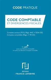 Code Comptable Et Divergences Fiscales 2016 Comptes Sociaux Pcg Regl Anc N 2014 03 Comptes Consolides Regl Crc N 99 02 Pricewaterhousecoopers Librairie Mollat Bordeaux