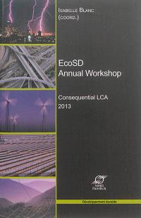 EcoSD annual workshop Consequential LCA