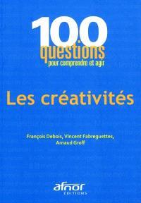 Les créativités