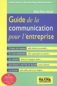 Guide de la communication pour l'entreprise