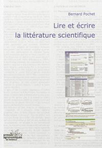 Lire et écrire la littérature scientifique