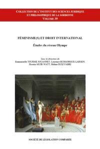 Féminisme (s) et droit international : études du réseau Olympe
