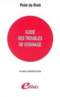Guide des troubles du voisinage