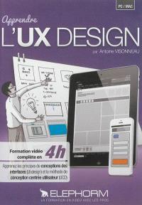 Apprendre l'UX design