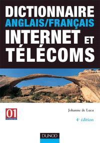 Dictionnaire anglais-français Internet et télécoms
