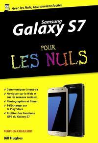 Samsung Galaxy S7 pour les nuls