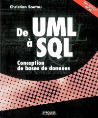 De UML à SQL : conception de bases de données