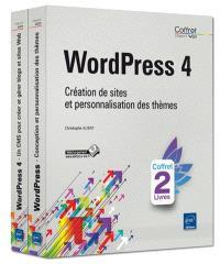 WordPress 4 : création de sites et personnalisation des thèmes