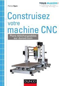 Construisez votre machine CNC