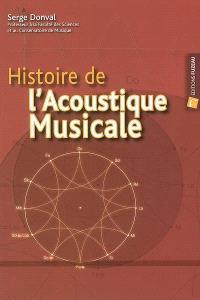 Histoire de l'acoustique musicale