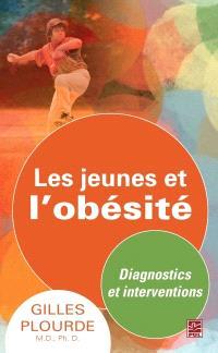 Les jeunes et l'obésité  : diagnostics et interventions