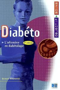 Diabéto : l'infirmière en diabétologie