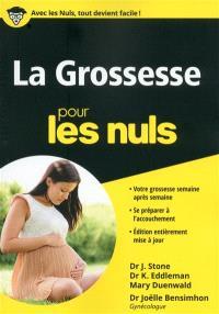 La grossesse pour les nuls