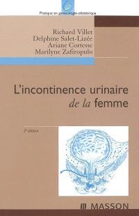 L'incontinence urinaire de la femme
