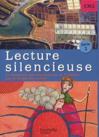 Lecture silencieuse, CM2, série 2 : 16 dossiers documentaires et 4 récits avec les corrigés des exercices