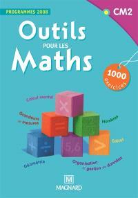 Outils pour les maths, CM2 : programme 2008