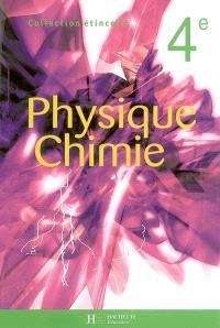 Physique chimie 4e : livre élève
