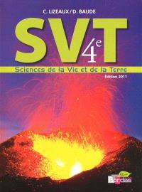 SVT sciences de la vie et de la Terre 4e : grand format