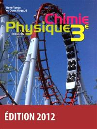 Physique chimie 3e : grand format