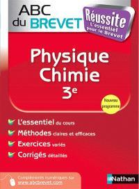 ABC Réussite physique-chimie 3e