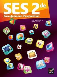 SES 2de : enseignement d'exploration : format compact