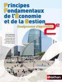 Principes fondamentaux de l'économie et de la gestion, enseignement d'exploration 2e