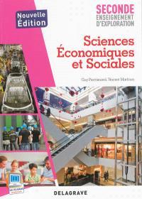 Sciences économiques et sociales : seconde, enseignement d'exploration