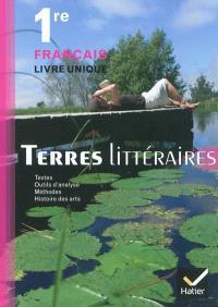Français livre unique, 1re : format compact