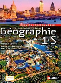 Géographie 1re S : manuel
