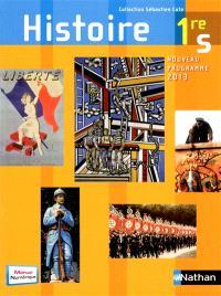 Histoire 1re S : nouveau programme 2013