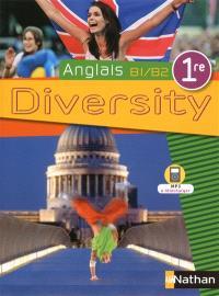 Diversity, anglais B1-B2, 1re