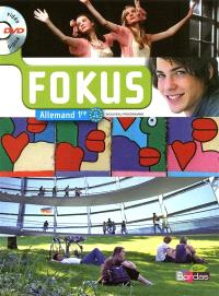Fokus, allemand 1re, B1-B2
