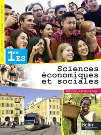 Sciences économiques et sociales : 1re ES