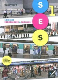Sciences économiques et sociales, 1re