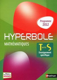 Mathématiques terminale S, enseignement spécifique : 2012