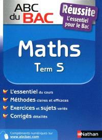 ABC Réussite mathématiques term S