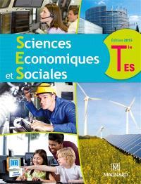 Sciences économiques et sociales terminale ES