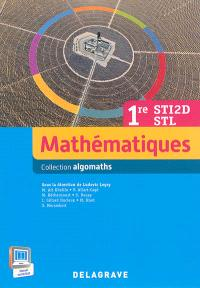 Mathématiques 1re STI2D-STL