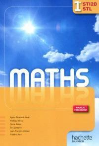 Maths 1re STI2D-STL